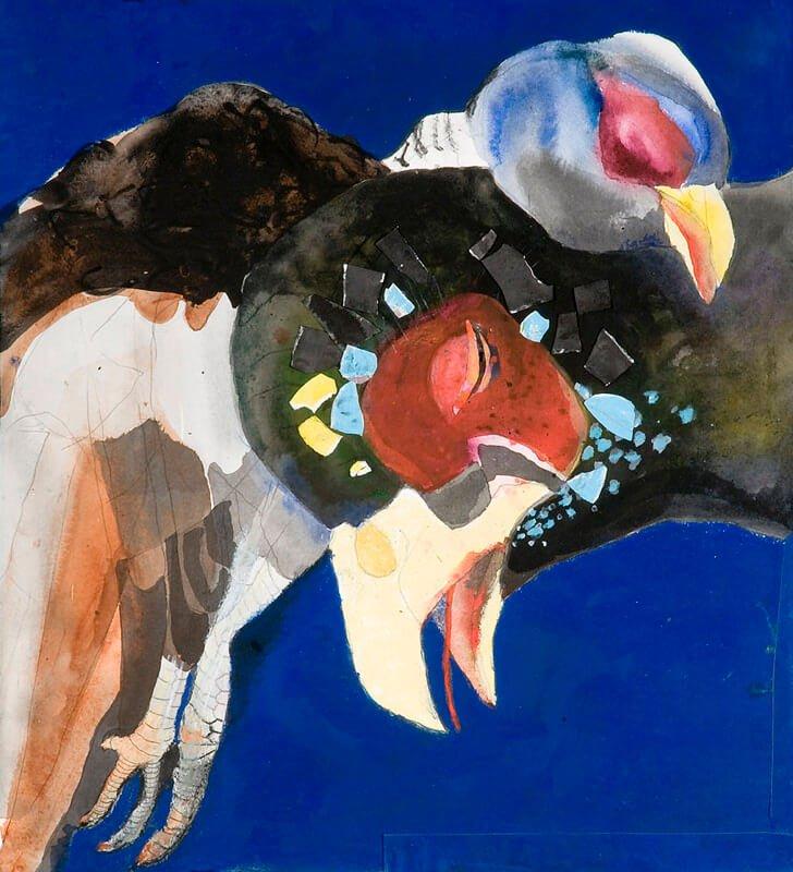 spotty birds, 2008