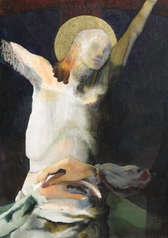 Crucifixion, xi, 2013