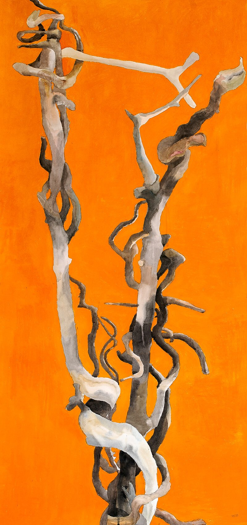 Burwash wood, i, 2002