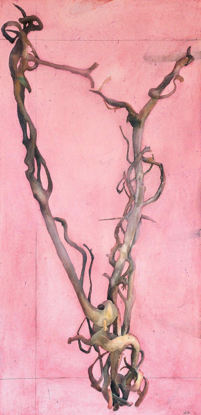 Burwash wood, x, 2002