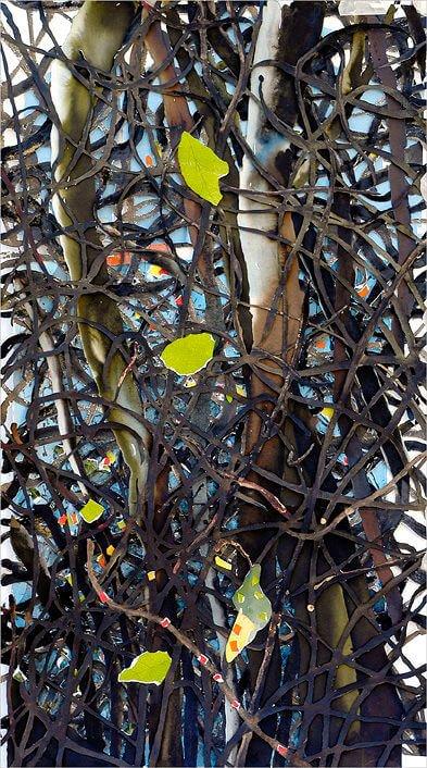 Hazel tree, series