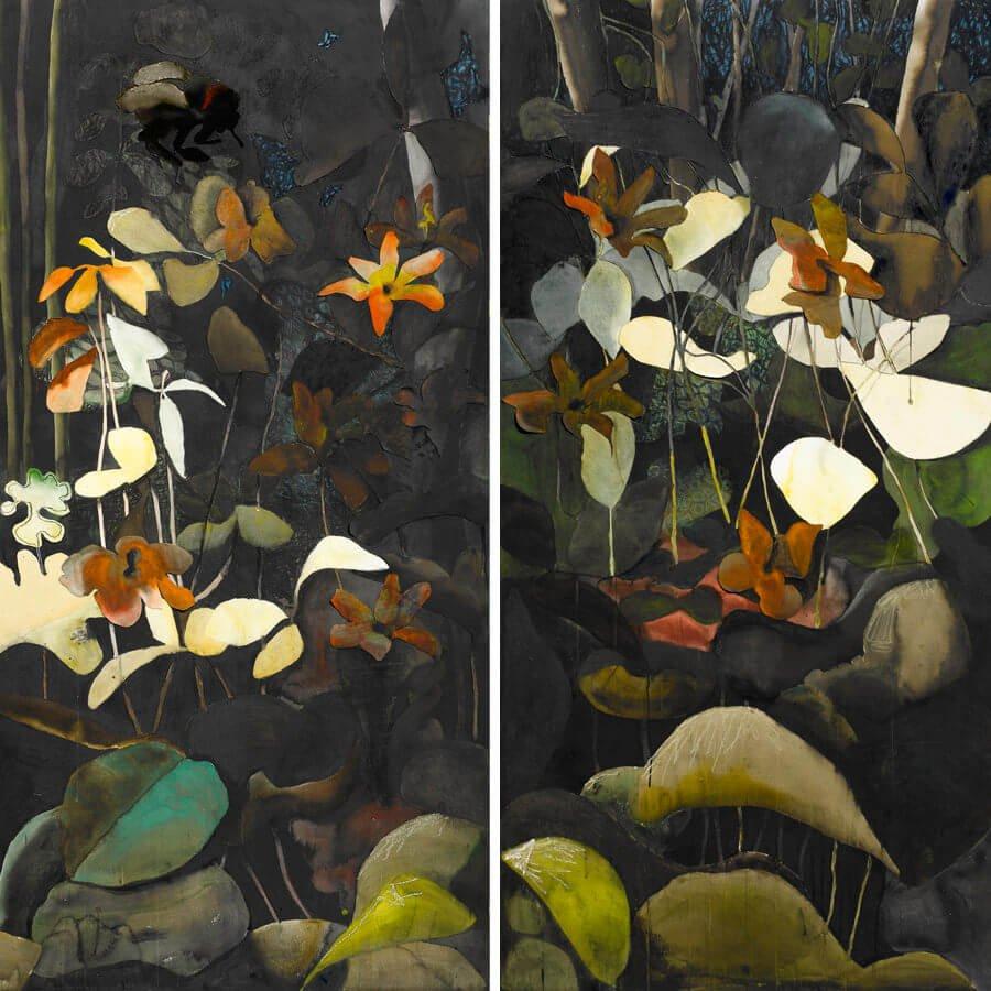 Moveable garden, xvii, 2014