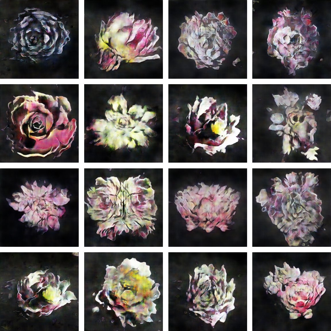 AI-generated Sempervivum images
