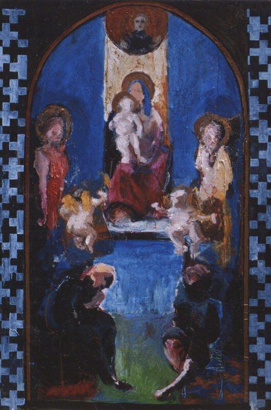 The Adoration, i, 1989