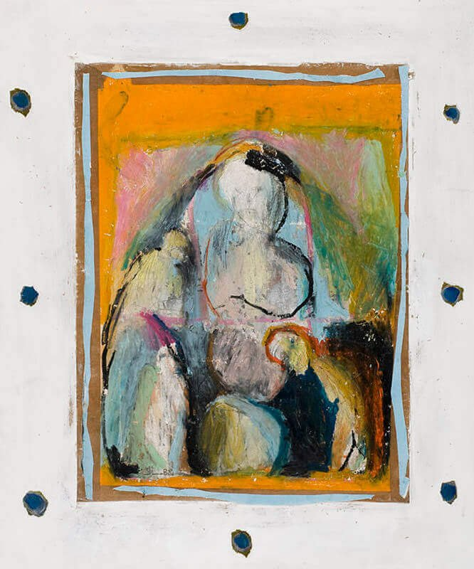 Adoration, ii, 1989