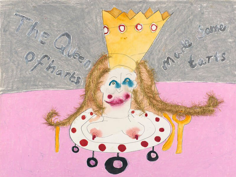 The queen of tarts, 2006